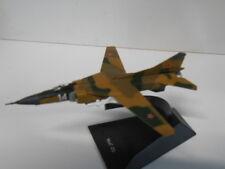 """MIKOYAN MIG-23 """"FLOGGER""""  LEGENDARY AIRPLANE DEAGOSTINI 1/150"""