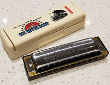 Hohner Big River Harp - KEY of D Harmonica
