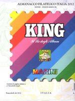 Fogli Marini Italia Repubblica versione King 2012