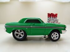 MUSCLE MACHINES (1964) '64 FORD THUNDERBOLT FUEL INJECTED GASSER - 1/64 (LOOSE)