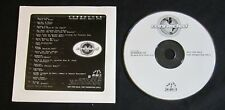ULTRAMAGNETIC MC'S/BLACKALICIOUS 'CONNECTED' 1998 PROMO CD