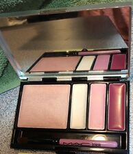 SALE MAC TREND MAKER: 4 FACE &  LIP PALETTE,  BNIB, EXTREMELY RARE, HTF