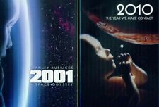 2001+2010 Space Odyssey (1-2): Year We Make Contact-Sci Fi Classics- New 2 Dvd