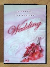 Planning The Perfect Wedding DVD * Week Countdown Traditions Advice Budgeting