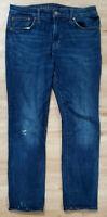 American Eagle Mens Jeans Size 33x32 Slim Straight Next Level Flex Stretch Blue