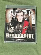 Free*Postage New Richard III Blu Ray Ian McKellan Annette Bening Rob Downey Jr