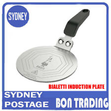 Induction Plate  Bialetti Converter Disk Stainless Steel  Small Plate 14 cm