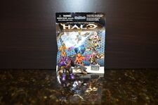 Halo Mega Bloks Series 2 Mystery Pack Blue Package Rare Covenant Brute SEALED