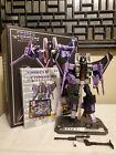 Takara Transformers Masterpiece Mp-11SW Skywarp + figure stand