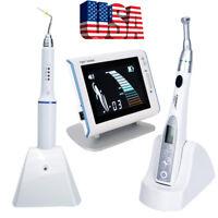 Dental Endo Motor Tratamiento 16:1 Contra Angulo/ Localizador de Ápex / Pluma de