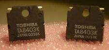 TA8403K / IC / SIP / 2 PIECES (qzty)