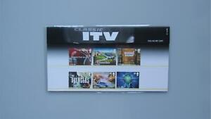 2005 G.B Presentation Pack - Classic ITV - Pack 375