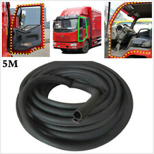 1 x 5Meter Truck Door Rubber Seal Strip For Truck Vans Lorry Special Rubber Seal