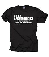 Archaeologist T-Shirt Gift For Archaeologist Profession Tee Shirt