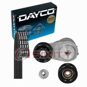 Dayco Main Drive Serpentine Belt Drive Component Kit for 2003-2013 Acura MDX yn