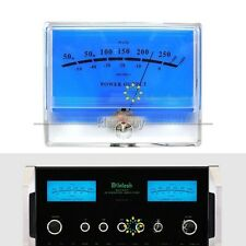 VU Meter DB Level Header Audio Power Amplifier Indicator Meter Table Verstärker