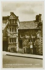 Barnard Castle, Blagrove House; Early 1900's unused postcard by Valentines
