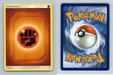 Fighting Energy Sun & Moon Cosmic Eclipse Pokemon 2019 TCG Card