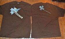 Underoath XL Mens T-Shirt Stop Saying We're Invincible Reinventing Your Exit Tee