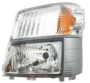 *NEW* HEAD LIGHT CORNER PARK LAMP for MITSUBISHI CANTER FUSO FE 7/8## 2011- LEFT