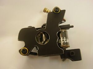 tattoo machine nice iron cut back liner great work horse, lines beautifully,