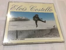 ELVIS COSTELLO CD SINGLE RARE GERMAN THE OTHER SIDE OF SUMMER