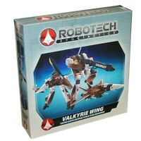 Robotech RPG Tactics: UEDF - Valkyrie Wing