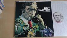 LA LOI DU MILIEU ROY BUDD UK LP SOUNDTRACK GET CARTER  JAZZ FUNK MICHAEL CAINE