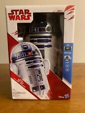 NEW STAR Wars Smart App Enabled R2-D2 BT iPhone Android RC Robot R2D2 Hasbro