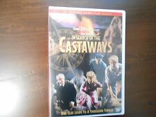 Disney's In Search of the Castaways (DVD, 2005)