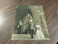 The Royal Visit 1939 Souvenir Booklet PPB FREE SHIP Queen Elizabeth