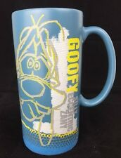 Disney Store Exclusive Collectable Large Goofy Mug Blue