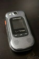 Used & Untested Samsung Convoy 3 SCH-U680 (Gray) For Parts Or Repair Only