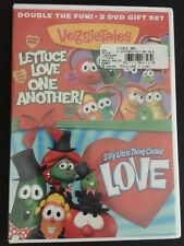 VeggieTales® Lettuce Love One Another & Silly Little Thing Called Love new seale