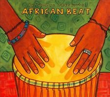 NEW African Beat (Audio CD)