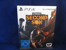 Infamous Second Son Special Edition PS4 Neu & Ovp Lieferbar