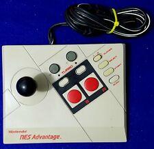 NES Advantage Arcade Joystick Controller NES-026 TESTED