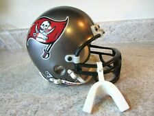 "Riddell Tampa Bay Buccaneers 3 5/8"" Replica Football Helmet 1995 Collectible"