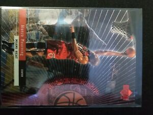 1999-00 UD Jamboree - #J15 - Alonzo Mourning - Miami Heat