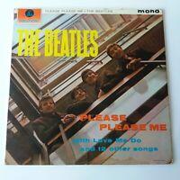 The Beatles - Please Please Me - Vinyl LP UK 4th Press -1N/-1N 1964 Mono
