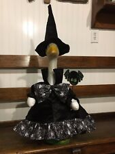 Silly Goose Clothes: Witches and Webs by Silly Goose