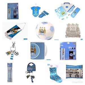 Manchester City merchandise job lot