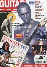 Guitar Part #60 -Steve VAI- Skunk Anansie + CD excl.