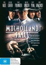 Mulholland Falls (DVD, 2016) Region 4 (VG Condition)