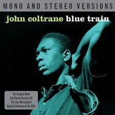 John Coltrane - Blue Train (Mono & Stereo Versions) (2CD 2013) NEW/SEALED