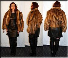 New Stone Martin Fur Stole Fur Shrug Efurs4less