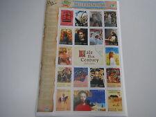 Antigua Barbuda-Millennium-Barbuda Mail overprinted