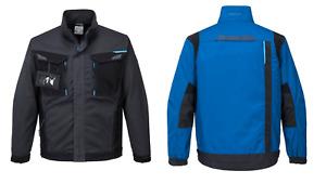 Portwest T703 WX3 Work Wear Jacket Polycotton - Various Colours & Sizes