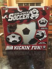 Schylling Air Puck Soccer Hover Ball With Soft Bumpers Indoor Game 2010