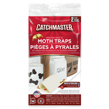 1 Pack of 2 traps Catchmaster Pantry Pest Indian Meal Moth Control